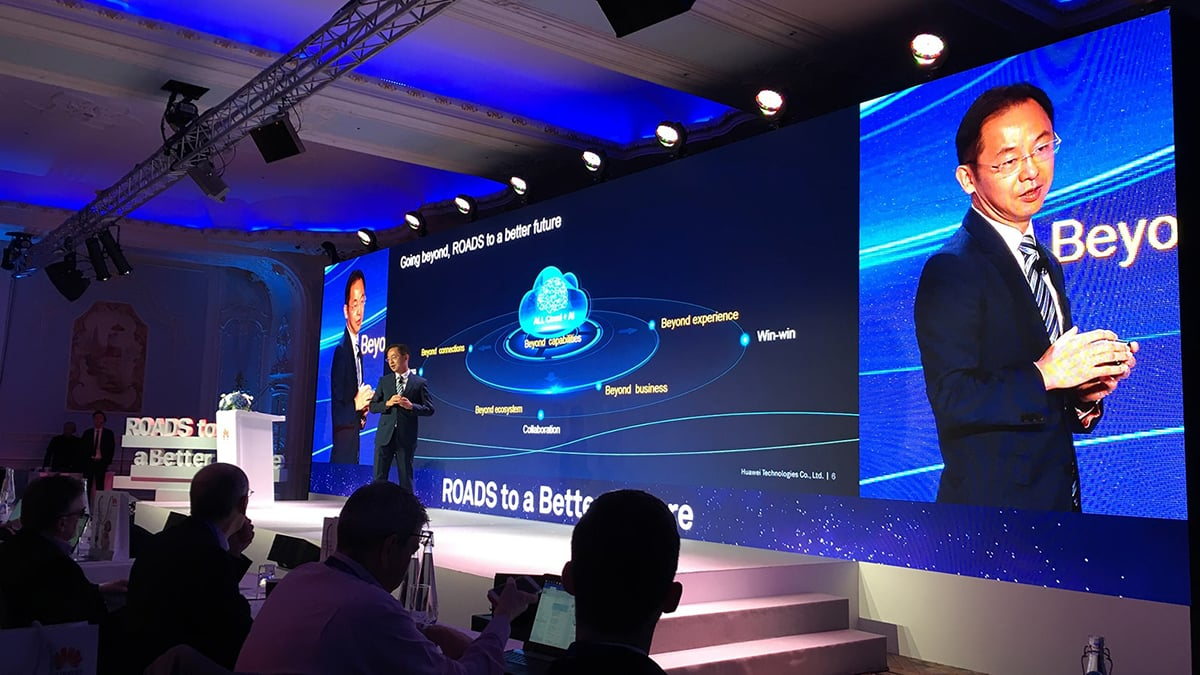 Huawei is driving the development of a holistic digital ecosystem