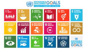 UN Sustainable Development Goals – 17 goals to transform our world