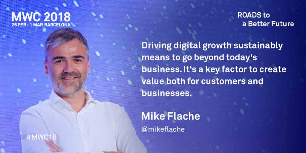 Mike Flache – What industry experts say, MWC 2018