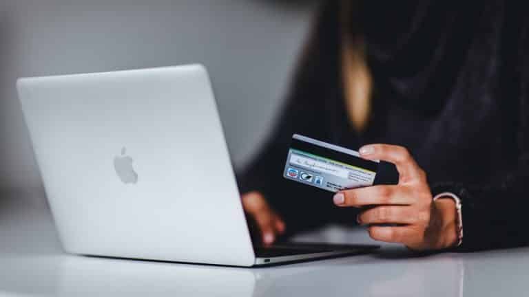 eCommerce – online shopping with credit card